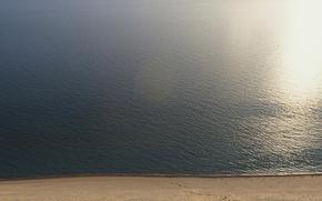 море,  гладь,  пляж