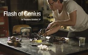 Проблеск гениальности, Flash of Genius, film, movies