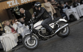 Moto Guzzi, Naked, V7 Classic, V7 Classic 2011, мото, мотоциклы, moto, motorcycle, motorbike