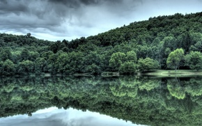 HDR, Wald, See