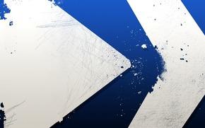 boom, blue, paint