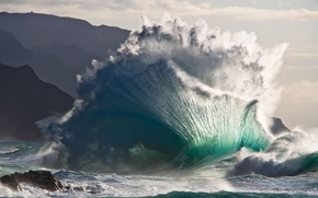 волна,  брызги,  море,  шторм