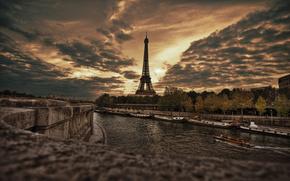 ro, Pars, Torre Eiffel, frantsmya