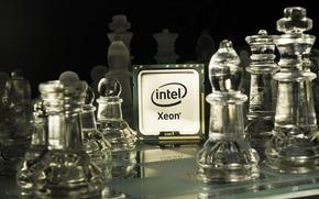 edytor, Intell, szachy, deska, Liczby