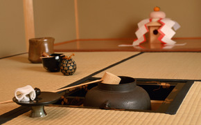 Japan, tea, Tea Ceremony, home