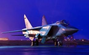 МиГ-31,  истребитель