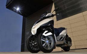 Piaggio, mp3, MP3 Yourban, MP3 Yourban 2011, Moto, Motorrder, moto, Motorrad, Motorrad