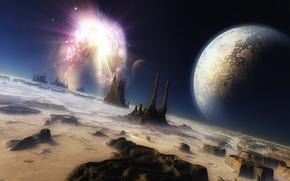 Espace, univers
