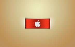 фон, бренд, ткань, красная