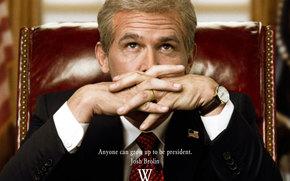 Буш, W., film, movies