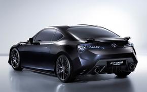 toyota, Toyota, ft-86, Concept