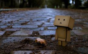 Dambo, Cartn Robot