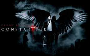 Constantine: Dark Lord, Constantine, film, movies