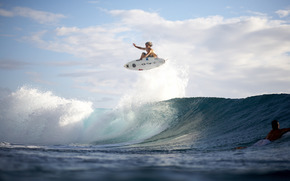 sport, surfing, board, wave, Extreme