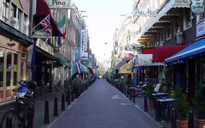golllandiya, street, Netherlands
