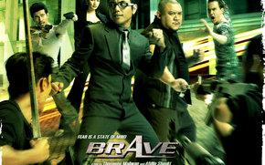 Lionheart, Brave, film, film