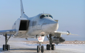 Tupolev, Tu-22M, missile carrier