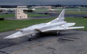 Ту-22М3,  бомбардировщик,  аэродром