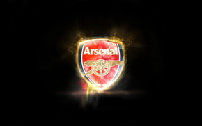 sign, arsenal, black