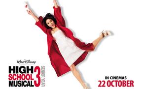 Классный мюзикл: Выпускной, High School Musical 3: Senior Year, фильм, кино