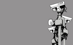 Camera, observation, 1984, Big Brother