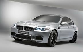 BMW M5, BMW, Konzept, Abstimmung
