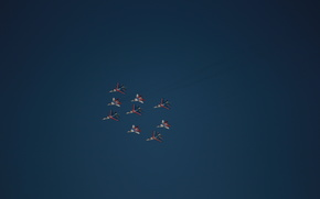 Su-27, Russian Knights, Dry, Swifts, MiG-29