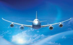 Boeing,  747-8,  Intercontinental