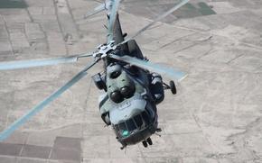 Ми-171,  полёт,  вертолёт