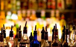 bar, Bottle, party