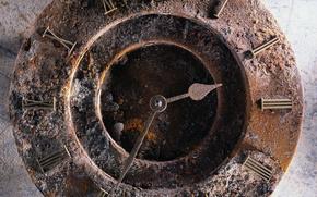 часы,  стрелки,  циферблат