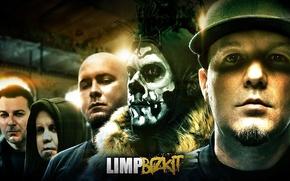limp bizkit, group, rapcore