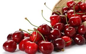 ягоды,  черешня,  витамины