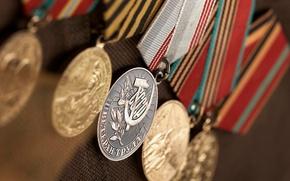 Medalha, Ordem, vitria, 09 de maio