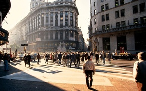 Argentina, Buenos Aires, people, home, center