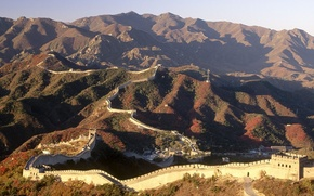 Great Wall of China, Wonder of the World, China, Asia, history