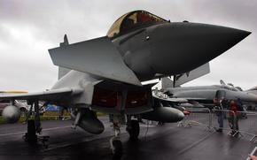 Europower,  Typhoon,  истребитель