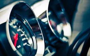 车速表, 速度, 箭头, 宏