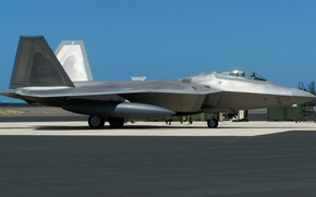 F-22, Raptor, plan
