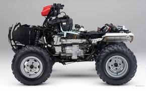 Honda, ATV, FourTrax Foreman, FourTrax Foreman 2012, мото, мотоциклы, moto, motorcycle, motorbike