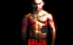 Гаджини, Ghajini, film, movies