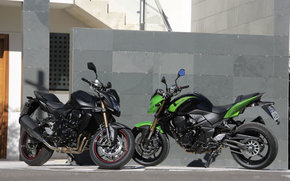 Kawasaki, Naked, Z750R, Z750R 2011, мото, мотоциклы, moto, motorcycle, motorbike