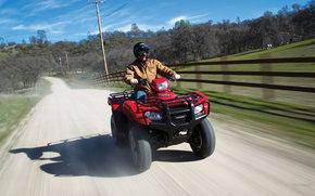 Honda, ATV, FourTrax Foreman, 2012 FourTrax Foreman, Moto, Motorcycles, moto, motorcycle, motorbike