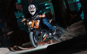 KTM, Duke, 125 Duke, 125 Duke 2011, Moto, Motorcycles, moto, motorcycle, motorbike