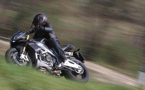 Aprilia, Road, Tuono V4 R, Tuono V4 R 2011, мото, мотоциклы, moto, motorcycle, motorbike