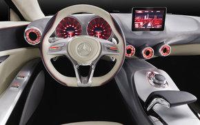 Mercedes-Benz, A-Class, Auto, macchinario, auto