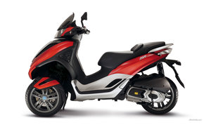 Piaggio, Mp3, Mp3 Yourban LT, Mp3 Yourban LT 2011, мото, мотоциклы, moto, motorcycle, motorbike
