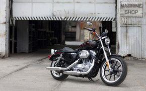 Harley-Davidson, Sportster, XL 883L Sportster 883 SuperLow, XL 883L Sportster 883 SuperLow 2011, Moto, Motorcycles, moto, motorcycle, motorbike