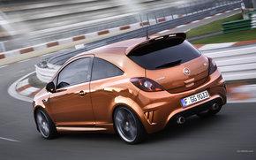 Opel, Corsa, 汽车, 机械, 汽车