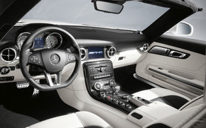 Mercedes-Benz, SLS, Car, machinery, cars